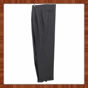 Zanella Italian 100% Wool Pants Size 40